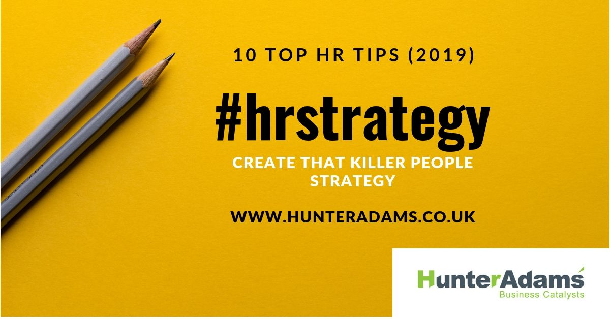 Our Top Top for HR Strategy