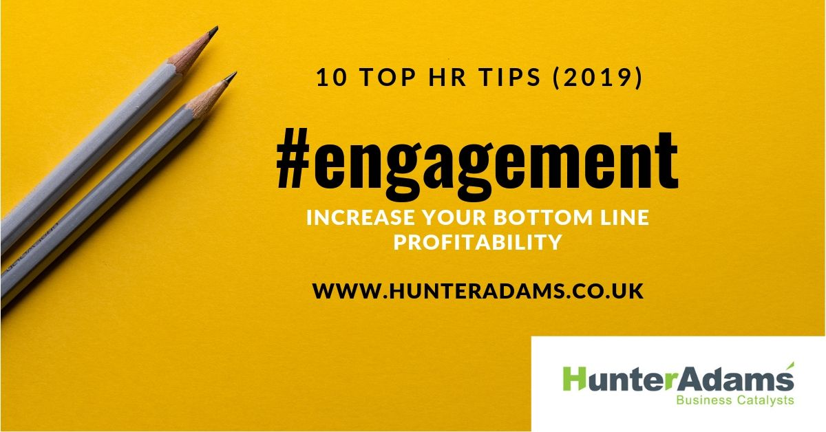 Our 10 Top Tips For Employee Engagement