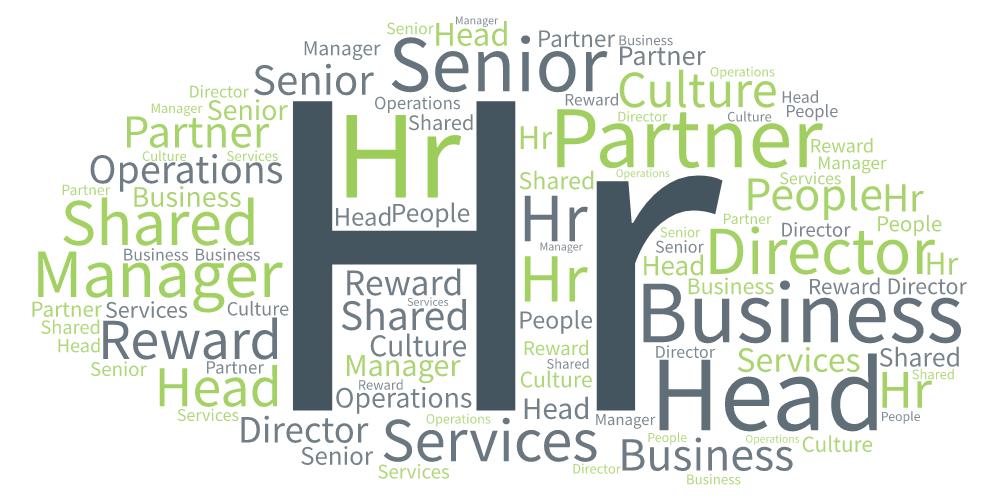 Senior HR Roles