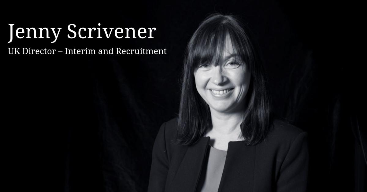 Jenny Scrivener